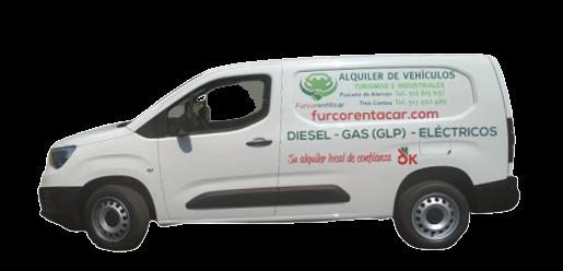 Opel Combo Cargo XL 4 m³
